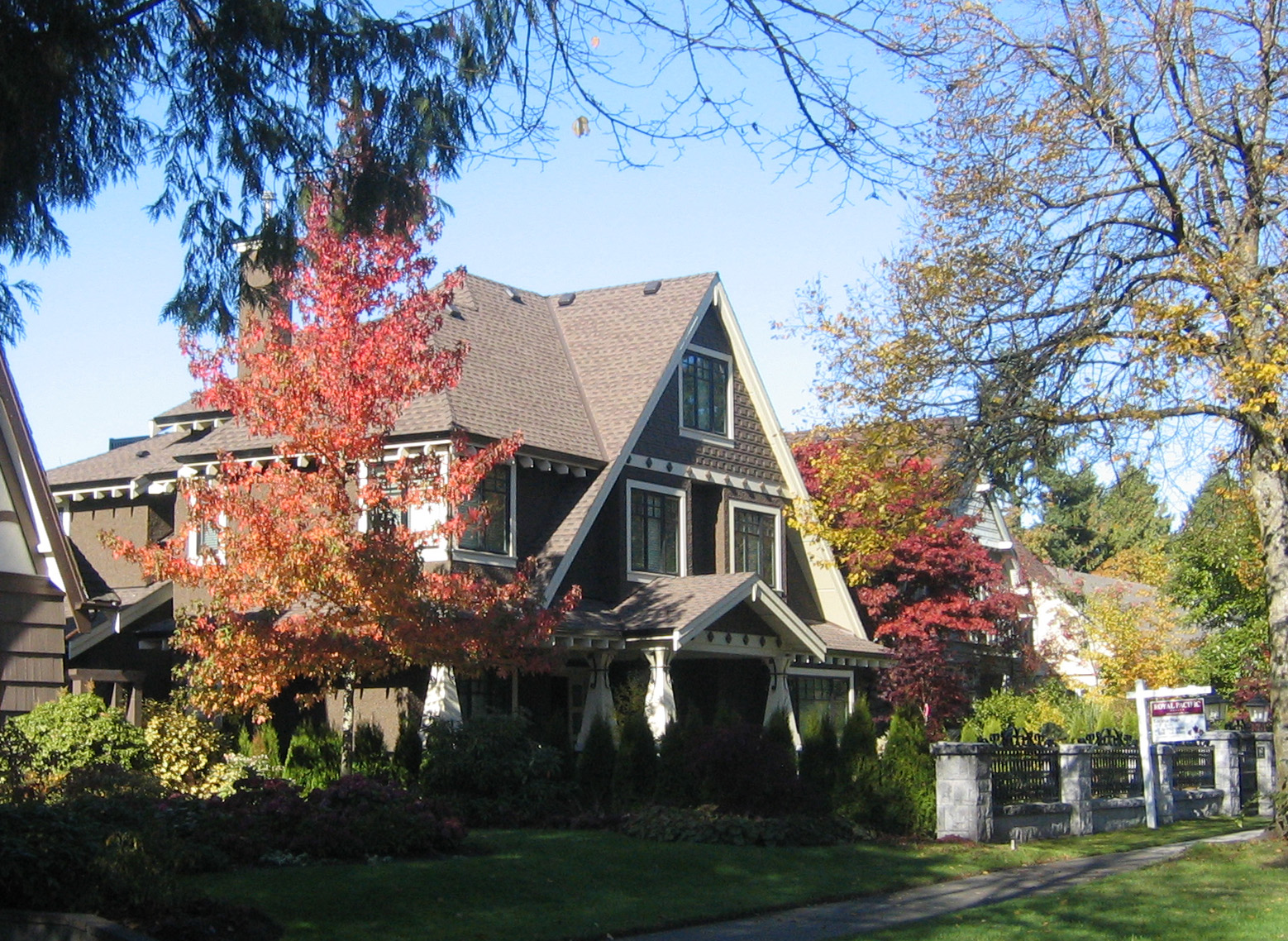 South Vancouver House